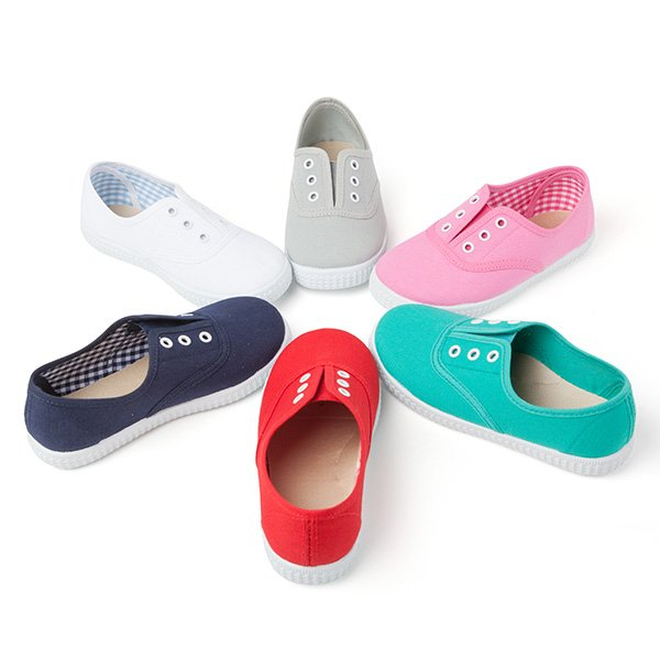 Compra zapatillas para niños de lona