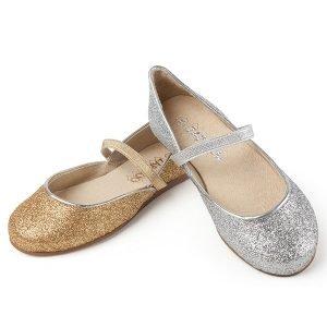 Compra tu bailarinas para niñas de glitter