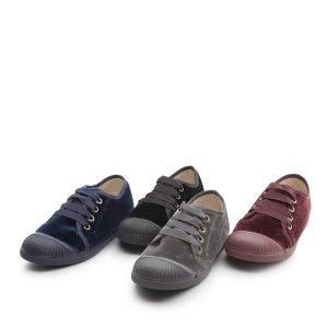 zapatillas-terciopelo-niños