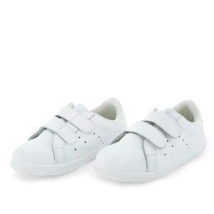 zapatilla deporte blanca
